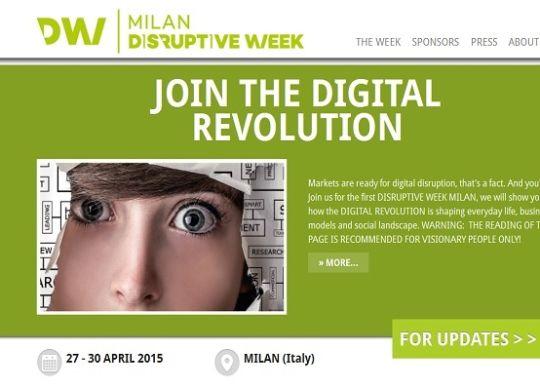 disruptive-week