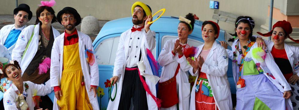 Soccorso-Clown